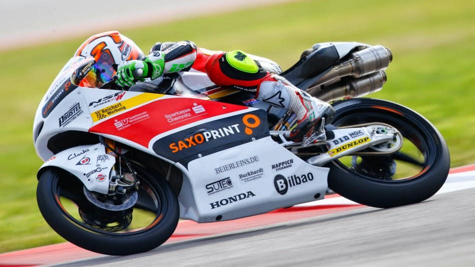 Hasil FP III Moto3 Indianapolis