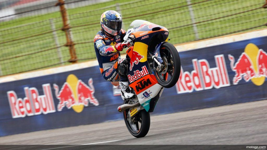 Hasil Kualifikasi Moto3 Indianapolis