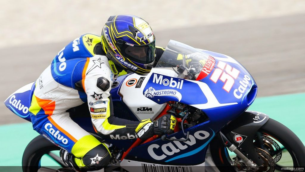 Hasil FP II Moto3 Indianapolis