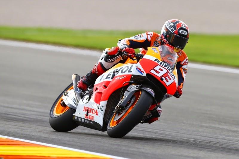 Hasil Lengkap Race MotoGP Valencia 2014