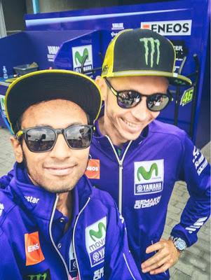 Wawancara Eksklusif runganSport Bersama Harish Rossi (Kembaran Valentino Rossi)
