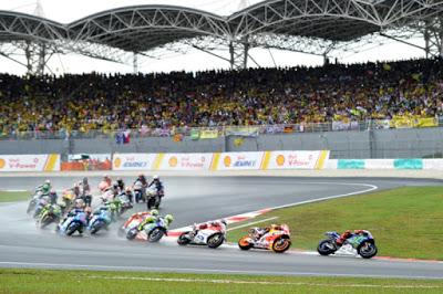 Malaysia Tak Khawatir Thailand dan Indonesia Ramaikan MotoGP