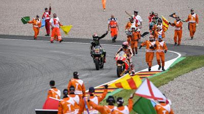 Rossi Ungkap Rahasia Marquez Pimpin Klasemen