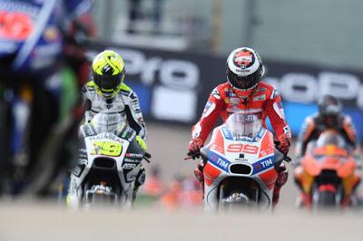 Setengah Musim Berlalu, Lorenzo Belum Cocok dengan Ducati