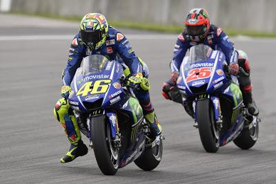 Renggang? Rossi Ungkap Kondisi Hubungan dengan Vinales