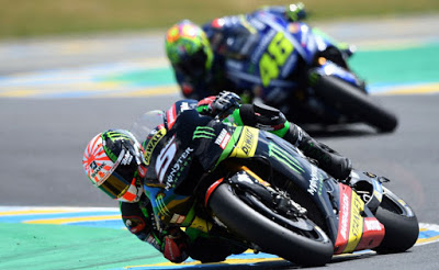 Poncharal: Movistar Yamaha Sering Contek Data Tech3