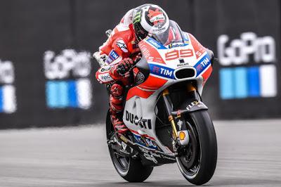 Ducati Rencanakan Serangan Kejutan di GP Brno