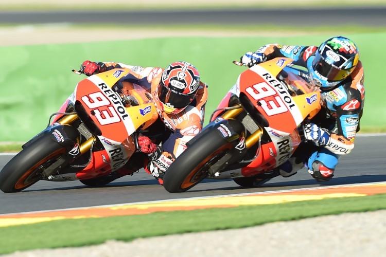 Marquez Ingin Setim dengan Adiknya di Repsol Honda
