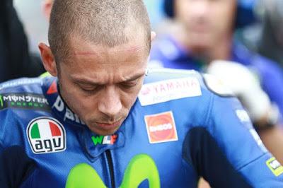 Tiga Sebab Rossi Gagal Juarai MotoGP 2017