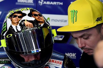 Uccio: Tak Ada Alasan Bagi Rossi untuk Pensiun