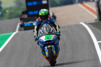 Ketika Murid Terbaik Rossi Jadi Rider Lapis Kedua Honda