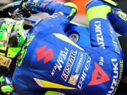 Tinggalkan Suzuki, Iannone ke Aprilia?