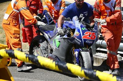 Jarvis Cerita Kondisi Masalah di Yamaha