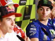 Marquez: Sekarang Rossi dan Vinales Musuh Terbesar saya
