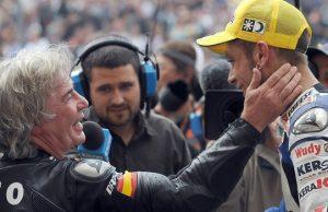 Satu Legenda MotoGP Tertabrak Mobil