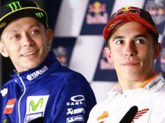 Rossi: Marquez Paling Jago Hindari Kesalahan
