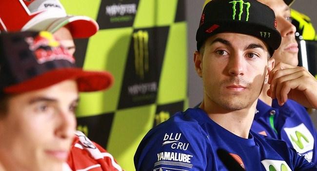 Persekongkolan Rossi - Vinales Bocor ke Marquez