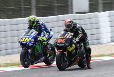 Rossi: Saya dan Vinales Tidak Kalah dari Rider Tec3