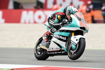 Gabung LCR Honda, Syahrin Naik ke MotoGP Mulai 2018?
