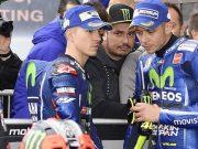 Isu Tak Akur, Vinales Cerita Kondisi Hubungan dengan Rossi