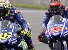 Marquez Beber Beda Keunggulan Vinales dengan Rossi