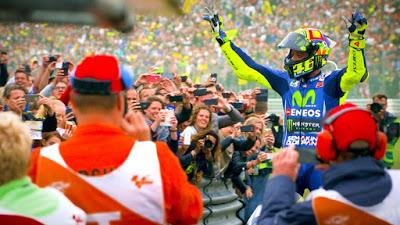 Rossi: Pensiun atau Tidak, Saya Putuskan di Awal 2018