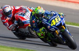 Keok di GP Inggris, Rossi Bicara Tentang Pensiun