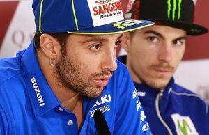 Iannone: Saya Lebih Cepat dari Vinales di Suzuki