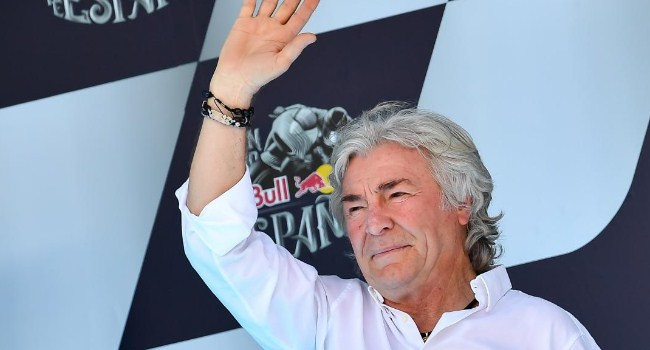 Legenda Grand Prix Angel Nieto Meninggal Dunia