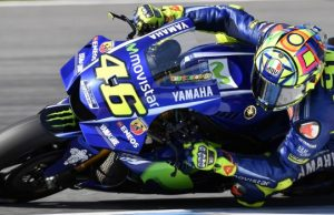 Rossi Hebohkan Tes Brno dengan Fairing Anyar Yamaha