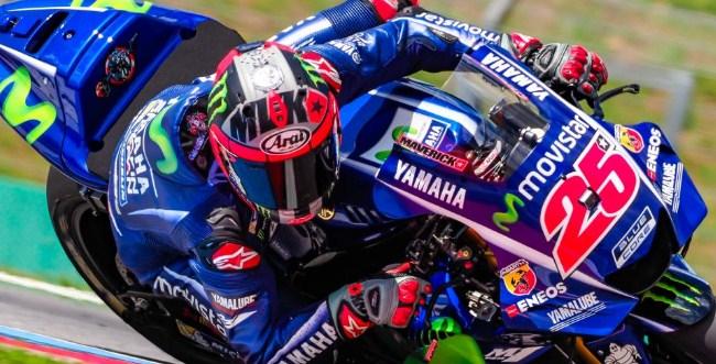 Kemampuan Fairing Anyar Yamaha? Ini Kata Vinales