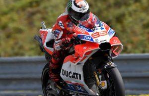 Lorenzo Sebut Fairing Radikal Susutkan Top Speed Ducati