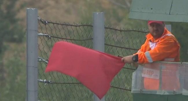 Red Flag, Race Moto2 Ceko Dihentikan di Lap ke-8