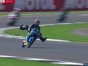 Amazing! Start ke-16, Canet Menangi Moto3 Inggris