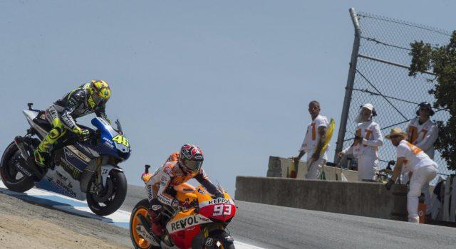 Kapan Marquez Bisa Kalahkan Rossi?