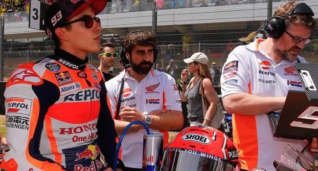 Start Terdepan, Marquez Pede Menangi GP Ceko