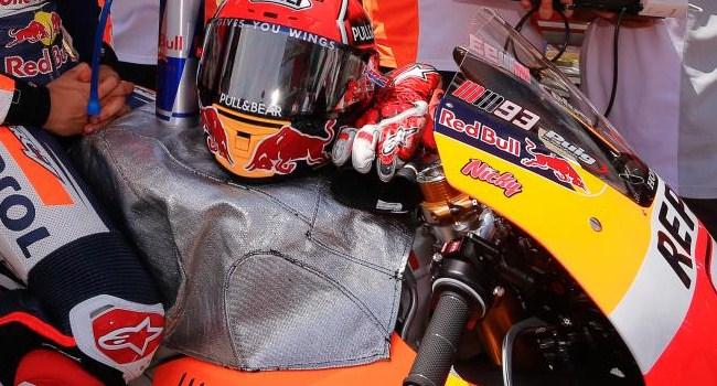 Yang Baru di Motor Marquez untuk Rebut Gelar