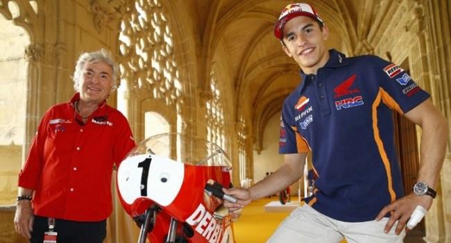 Marquez: Nieto Ngefans Real Madrid, Saya Barcelona