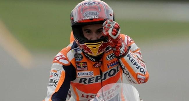 Dikalahkan Rossi di Tes Brno, Ini Komentar Marquez