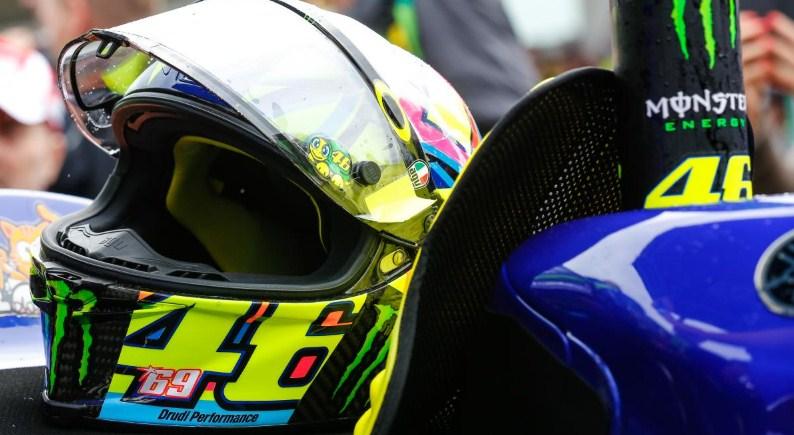 Rossi Jatuh Sakit di Hari Pertama GP Austria