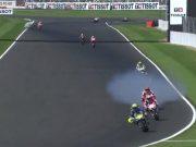 Motor Berasap dan Gagal Finis, Ini Komentar Marquez