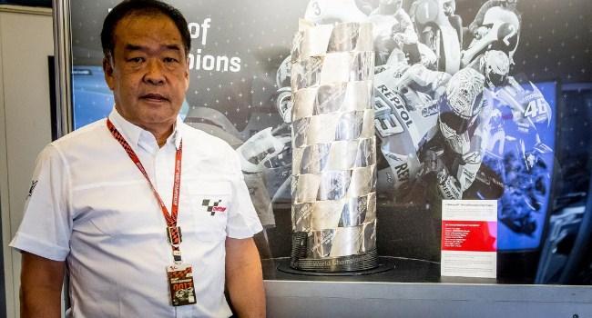 Tak Lagi Urusi Marquez, Nakamoto Gabung Dorna Sport