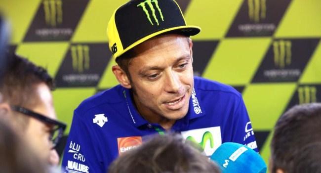 Ancaman Keselamatan, Rossi Keluhkan Red Bull Ring