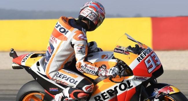 Marquez Juarai GP Aragon, Rossi Finis Kelima