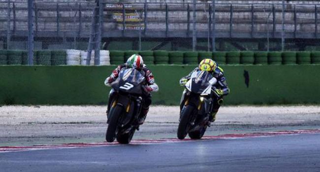 Uji Kebugaran, Besok Rossi Jajal Misano dengan Yamaha R6