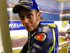 Rossi: Ini Bekas Ban Siapa di Baju Saya?