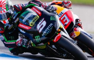 Zarco Kunci Gelar Rookie of the Year MotoGP 2017 di Australia
