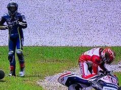 Komentar Dimas Setelah Gagal Finis di Moto2 Malaysia