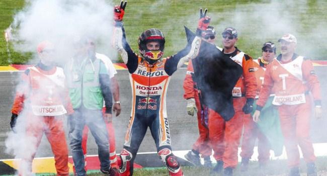 Tak Bisa Kunci Gelar di GP Jepang, Ini Tanggapan Marquez