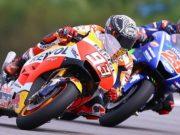 Marquez Tegaskan Tak Akan Main Aman Hingga Final Valencia